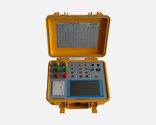 江苏HVTRC  变压器损耗容量测试仪
