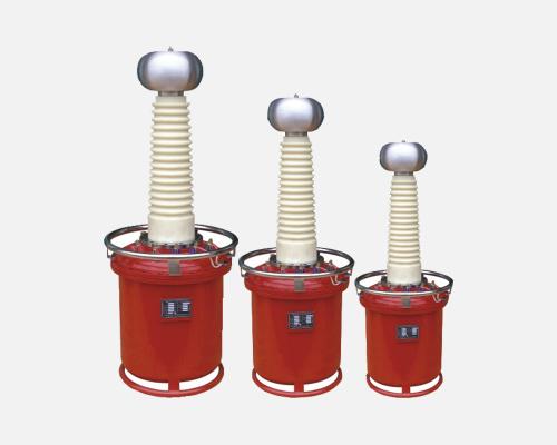 YDQ  充气式高压试验变压器