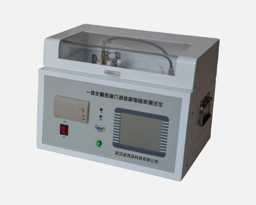 HV6000E  一体化精密油介损测试仪