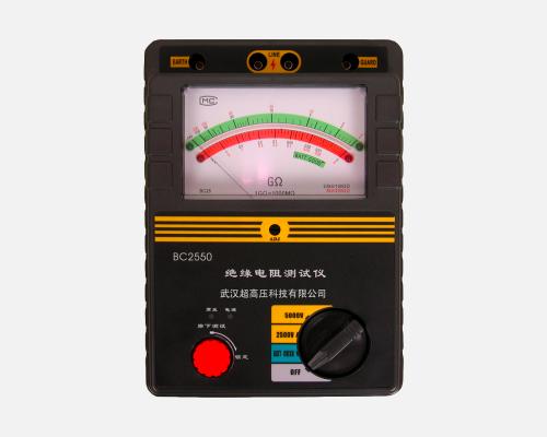HV25  绝缘电阻测试仪