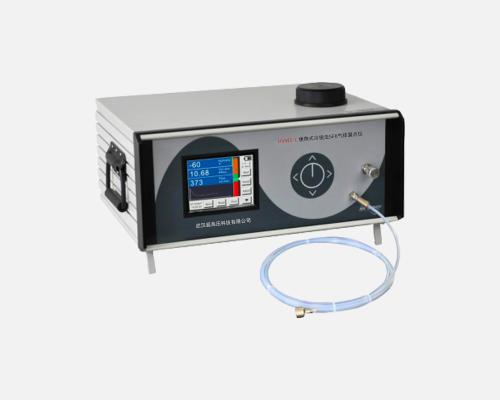 HVWS-L 便携式冷镜法SF6气体露点仪